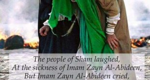 This week at IHC – 6/10/2018 – Martyrdom of Imam Zain-ul-Abeedin AS – Sheikh Idrees-ul-Hassan Urdu – Br. Hassan Reda English