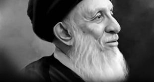 """Inna Lillahi Wa inna ilayhi Rajioon"" – إِنَّا لِلَّهِ وَإِنَّا إِلَيْهِ رَاجِعُونَ – Ayatollah Al-udhma Sayid Mohammad Saeed Al-Hakim in Najaf today"